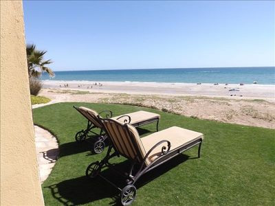 Photo for 5 Bdrm/5 Bath Luxury Beachfront Home in Bella Sirena Resort