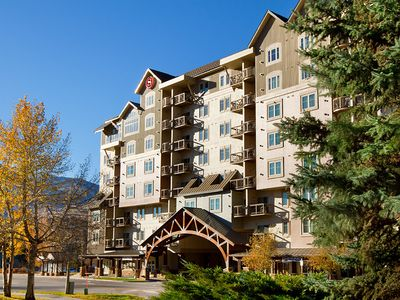 Photo for Beautiful 1 Br Villa, Sleeps 4, Sheraton Mtn Vista, Free Shuttle To Beaver Creek
