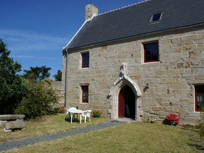 Photo for Brittany manor house by the sea 10 pers.