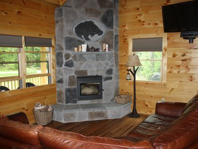 Photo for 3BR Cabin Vacation Rental in Haverhill, New Hampshire