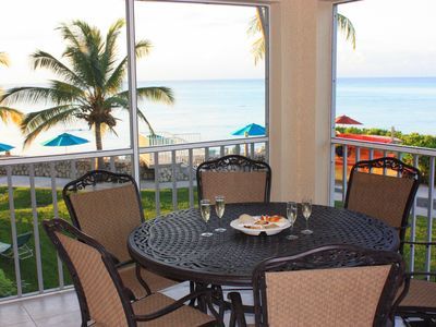 Photo for 3 Bedroom Cayman Condo on Seven Mile Beach!