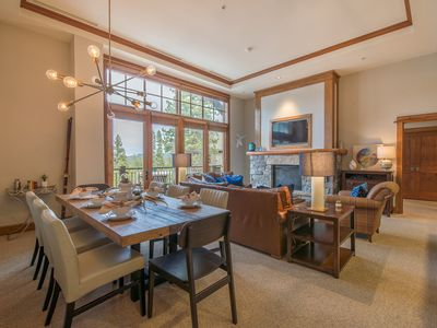 Photo for Luxury 3BD Village at Northstar Residence - Iron Horse North 101