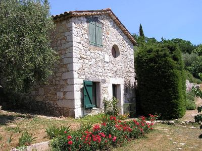 Photo for Shed Provence with private pool for couples