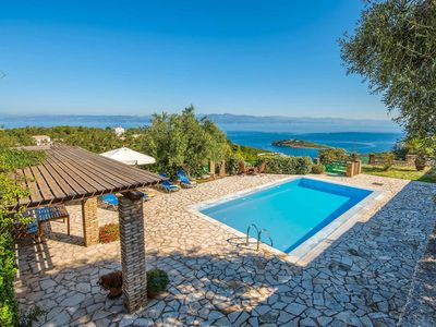 Photo for 2 bedroom villa private pool great views