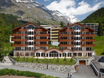 Photo for Apartment Ambassador A33 in Leukerbad - 4 persons, 2 bedrooms