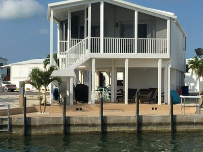 Photo for Island Retreat With  35 Foot  Dock