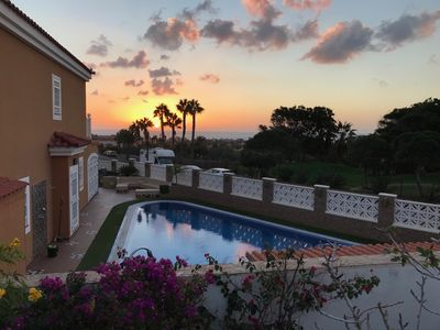 Photo for a three bedroom home from home with a garden, patio and ocean views