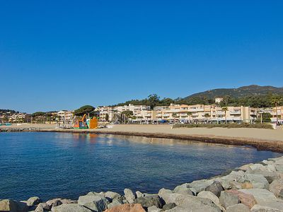 Photo for Apartment Le Palazzo del Mar  in Cavalaire, Cote d'Azur - 2 persons, 1 bedroom