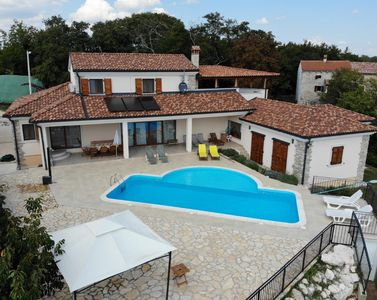 Photo for Holiday house Zminj for 8 - 10 persons with 4 bedrooms - Holiday house