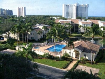 Photo for FALL 2019 AVAILABLE ! End Unit Top Floor Condo near Beach in Pelican Bay