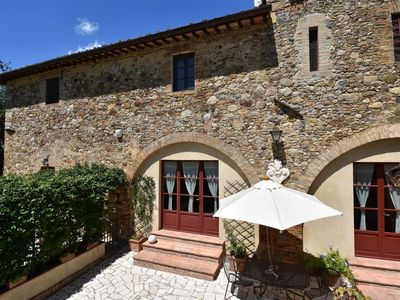 Photo for Holiday house Monteriggioni for 8 - 14 persons with 5 bedrooms - Holiday house