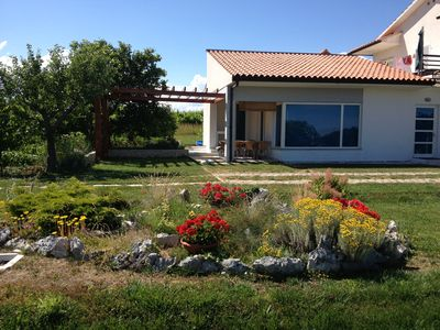 Photo for Sea view house with beautiful garden in a quiet area