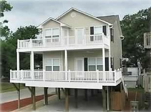 Photo Of A House Nearly Identical To #1123.  Ours does not have side porch.