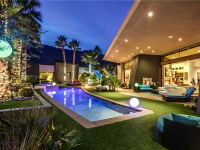 Photo for Palm Springs most sought after vacation home