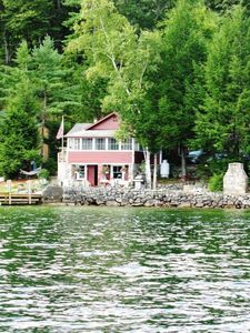 Photo for 2BR Cottage Vacation Rental in West Alton, New Hampshire