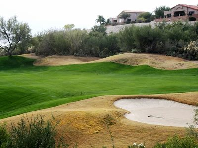 Photo for Second Floor Condo with Golf Course Views