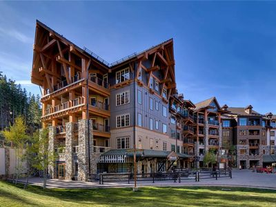 Photo for Big Horn #312 - Northstar: Stunning Condo End Unit With Beautiful Mountain Views