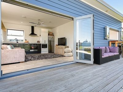Living Area to Deck