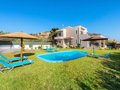 Photo for Villa Aelia with private pool