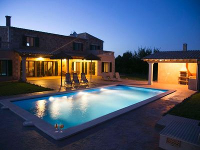 Photo for Air Conditioning, 4 Bathrooms, 26000 sqm Land, 4 Bedrooms, WIFI Internet,
