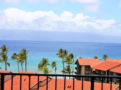 Photo for Kaanapali Shores Upgraded Ocean View Penthouse!