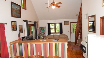 Photo for 1BR Cabin Vacation Rental in Carbondale, Illinois