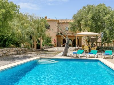 Photo for Finca Vista Arta (010102) - Country house for 10 people in Arta