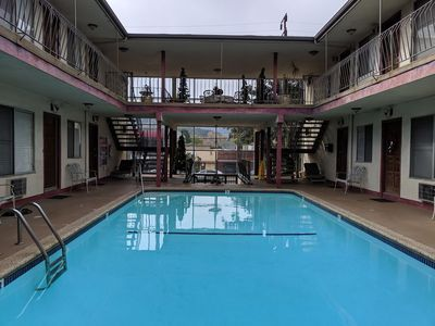 Photo for 60's Modern, Mountain Views, Pool, Near Studios and All L.A. Attractions!