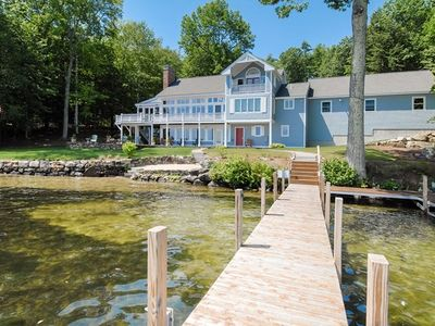 Photo for BOY112W - The Retreat Haven at Lake Winnipesaukee