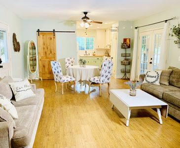 Photo for Charming Private Orchard Cottage