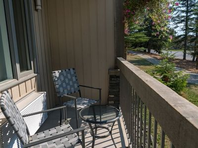 Photo for UPDATED Cozy + Bright Suite with Private Balcony | Tunnel Mountain!