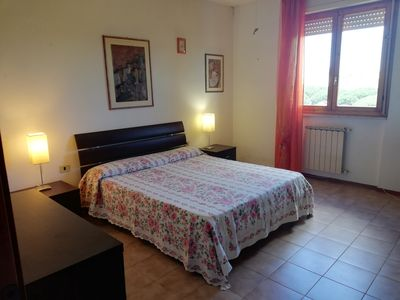Photo for Follonica, comfortable and airy, 2 large rooms, private parking