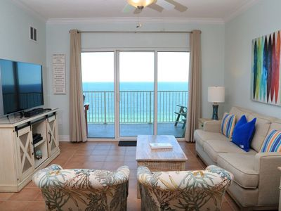 Photo for Crystal Shores West 905 ~ Spacious Beach Front Balcony, Direct Beach Access Free WiFi AWESOME CONDO