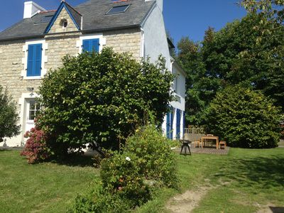 Photo for Beautiful family home in the heart of Sainte Marine