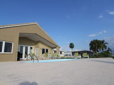 Photo for Your own Private Gulf Coast Get-A-Way with an Awesome Pool on the Canal!