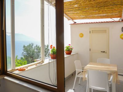 Photo for Vacation home Secular Tree in Massa Lubrense - 2 persons, 1 bedrooms