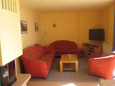 """Photo for Apartment """"Sea Eagle"""" (ground floor) - Gutspark Schwarzbe with riding stable - cottage 2"""