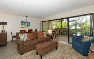 Photo for Firethorn 712 - 2 Bedroom Condo with Private Beach with lounge chairs & umbrella provided, 2 Pool...