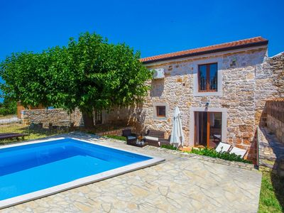 Photo for Stone House Casa Ghedda with Private Pool
