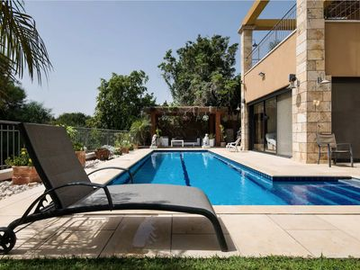 Photo for 5BR House Vacation Rental in Caesarea, Haifa District