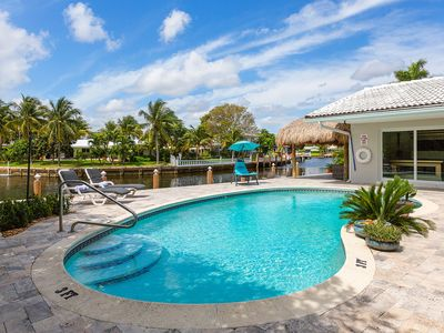 Photo for Private and exclusive waterfront home. CLOSE TO LAS OLAS