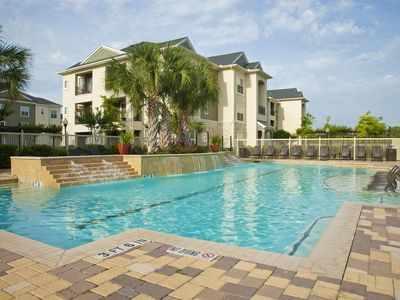 Photo for Beautiful 2 Bedroom/2 Bath Condo in The Woodlands