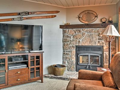 Photo for 'Eagles Nest' Crested Butte Townhome Near Shuttle!