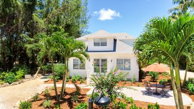 Photo for Beach side four bedrooms, three bathroom home available for weekly rentals.