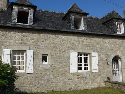 Photo for Seaside, detached, comfortable, traditional family cottage, sleeps 8 (plus cot)
