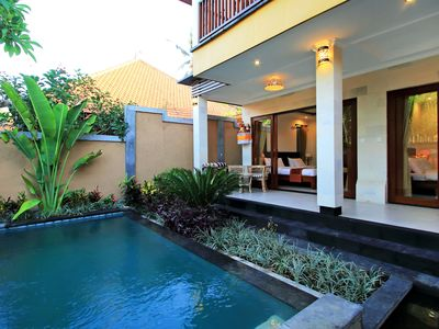 Photo for Amazing 4 Bedroom Private Pool Villa with panoramic rooftop