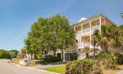Photo for Luxury beach home - including 6 passenger golf cart - Just steps from the beach