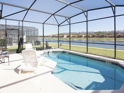 Photo for Lake House - 4 Bedrooms with Private Pool and Lake View