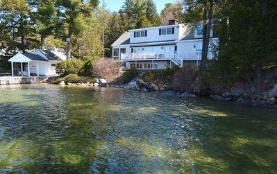 Photo for Amazing views - Wolfeboro - Great swimming #533