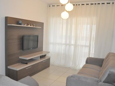 Photo for EXCELLENT APARTMENT WITH A VIEW TO THE SEA -WHATS 11 99638-0175